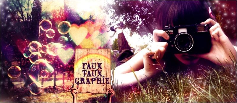 Faux-Taux-Graphie