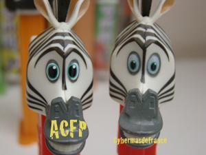 La liste des variations Pez mise à jour par les membres de l'ACFP Madaga11