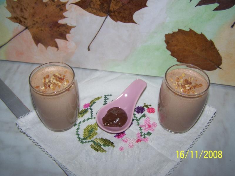 Mousse au Nutella Mousse10