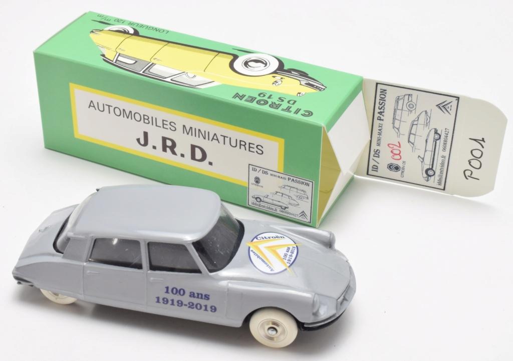 Citroën, des miniatures pour les 100 ans de la marque Dscrec10