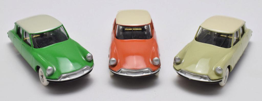 Citroën, des miniatures pour les 100 ans de la marque Z110