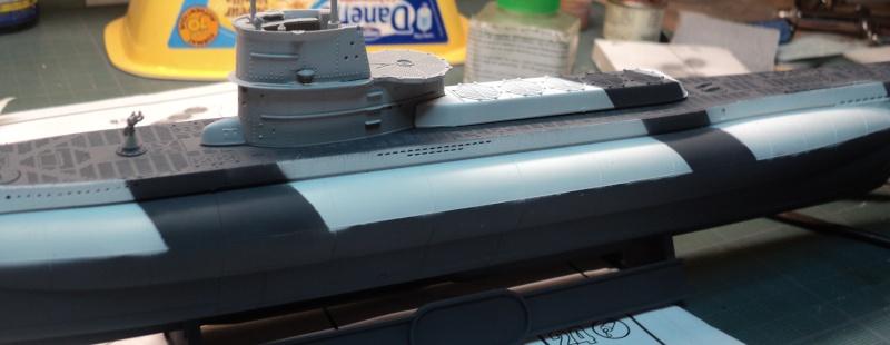 Sous-marin Type VII D Dsc01720