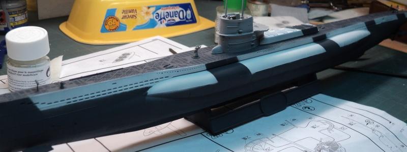 Sous-marin Type VII D Dsc01721