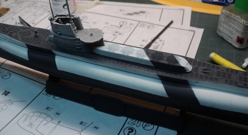 Sous-marin Type VII D Dsc01722
