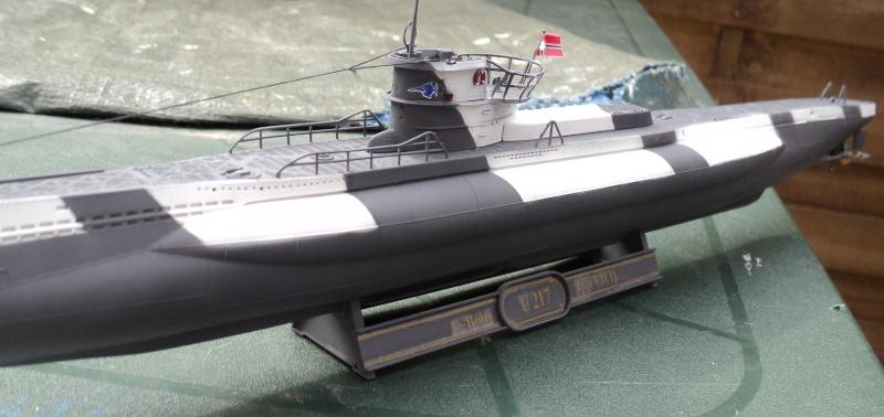 Sous-marin Type VII D Dsc01723