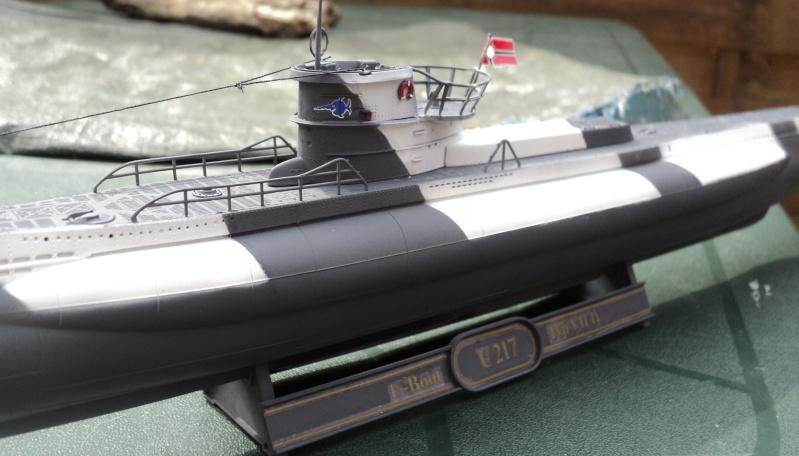 Sous-marin Type VII D Dsc01724