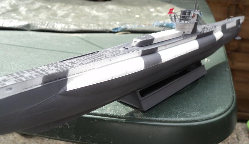 Sous-marin Type VII D Dsc01725