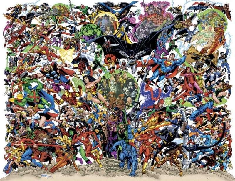 [DC] Chronologie des évènements du DC-Universe 22850210