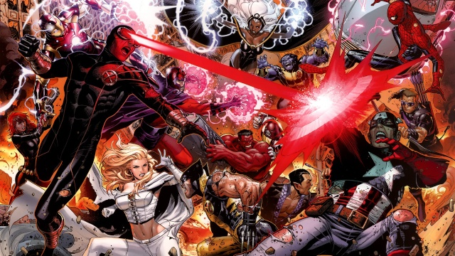 [Marvel] Avengers VS X-Men Avenge10