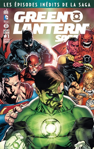 [DC] Green Lantern (Comics et films) Green-12