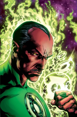 [DC] Green Lantern (Comics et films) Green_11