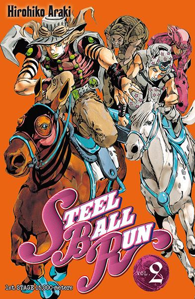 Steel Ball Run (JBA part 7) - Hirohiko Araki - Page 2 Steel-10