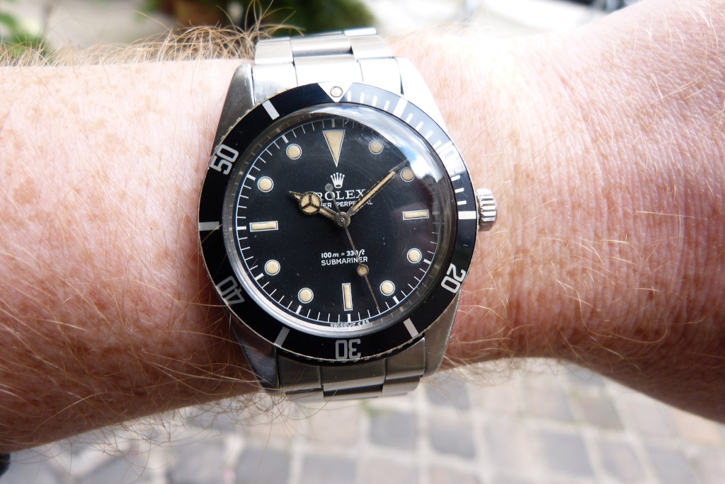 [Vendue] Rolex Submariner James Bond 5508 de 1958-1959 L1090310
