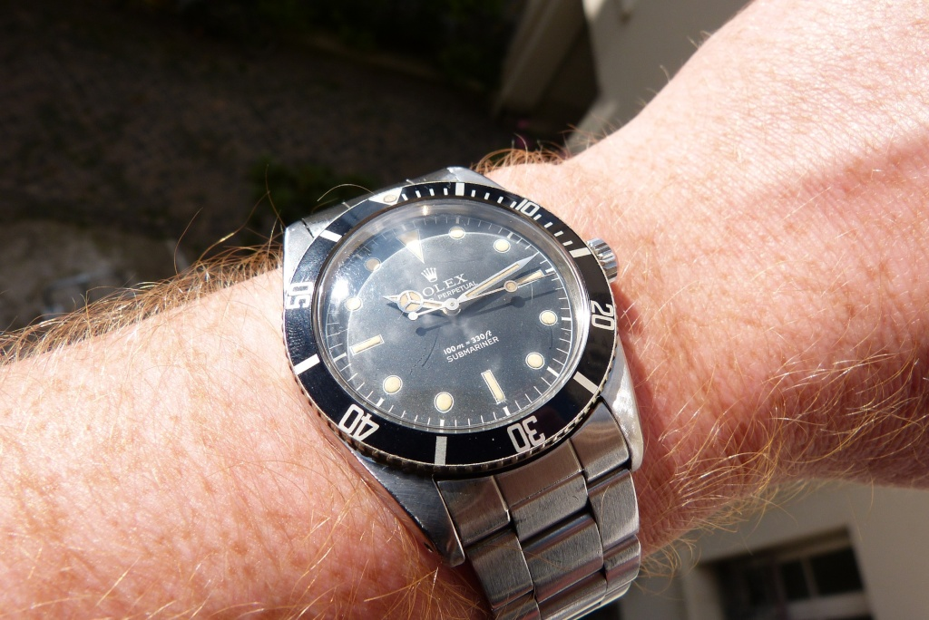 [Vendue] Rolex Submariner James Bond 5508 de 1958-1959 L1090321
