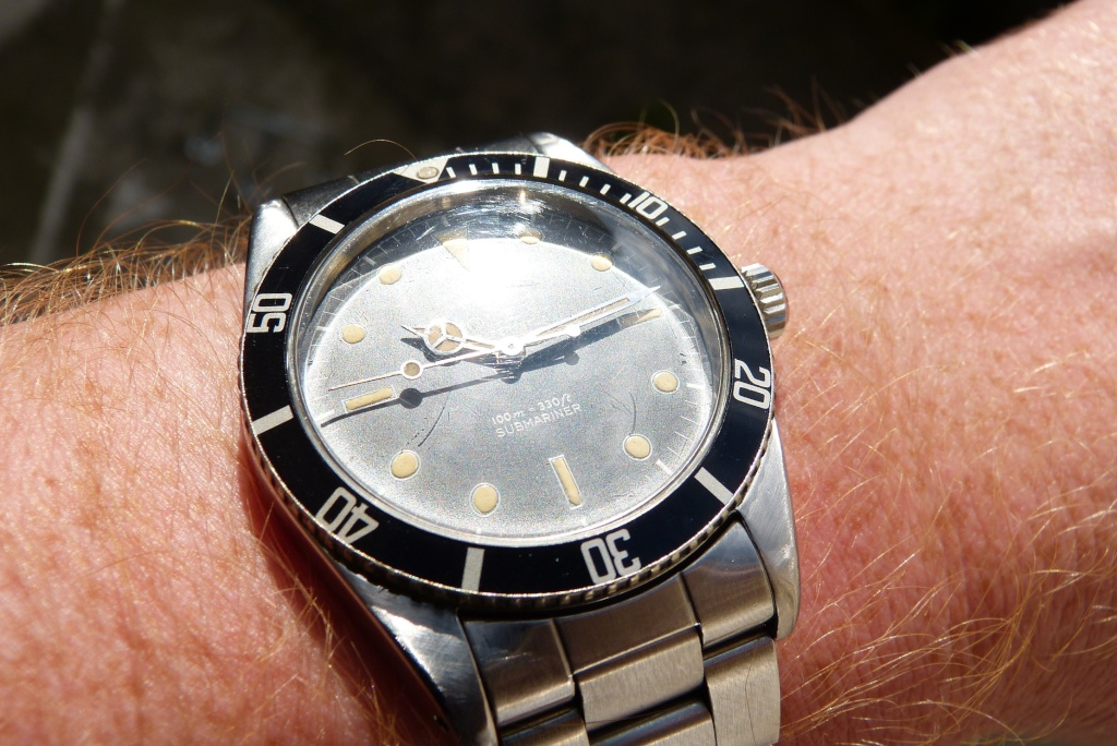 [Vendue] Rolex Submariner James Bond 5508 de 1958-1959 L1090326