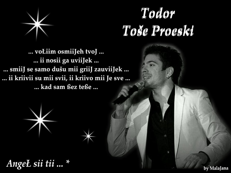 Tose Proeski wallpapers 57343m10