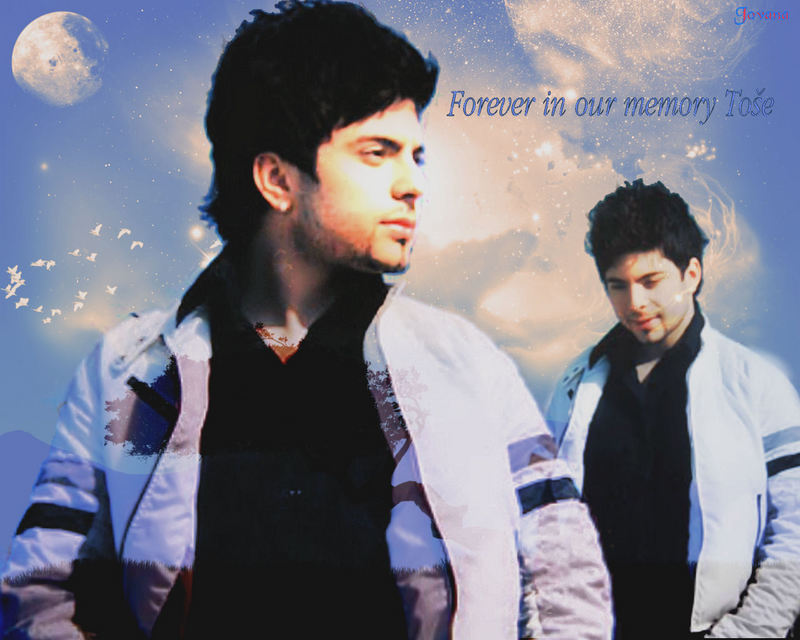 Tose Proeski wallpapers Foreve10