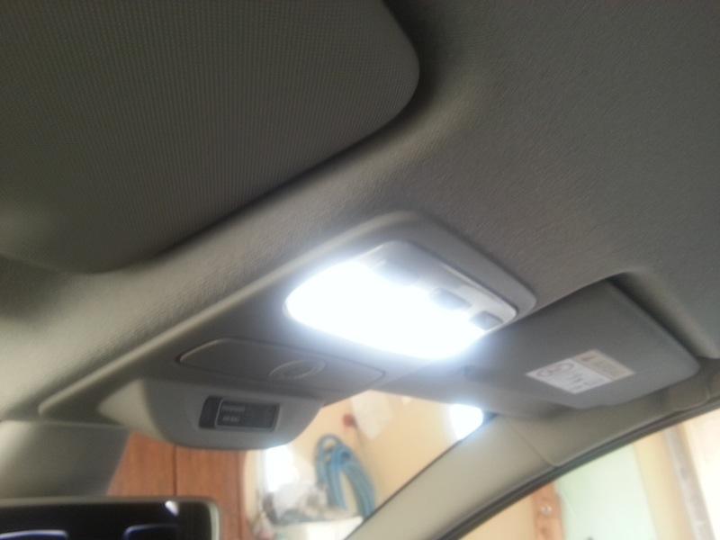[Tuto] Démonter le plafonnier & installation de LED - Page 2 2013-025