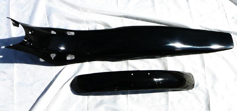 Montesa black Mitani Rtlf-b10