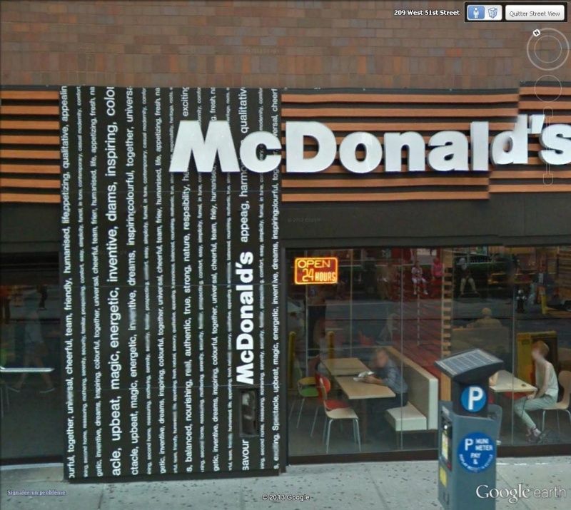 Mc Donald's à Manhattan : sur les traces du film Super Size Me 1651_b12