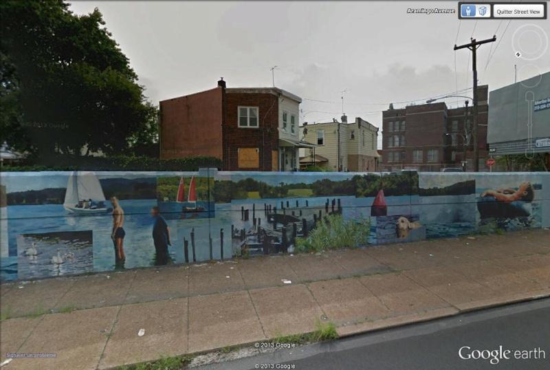 STREETVIEW : les fresques murales de Philadelphie  - Page 14 Aftern11