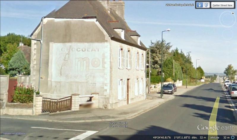 STREET VIEW : Vieilles publicités murales - Page 13 Camoi10