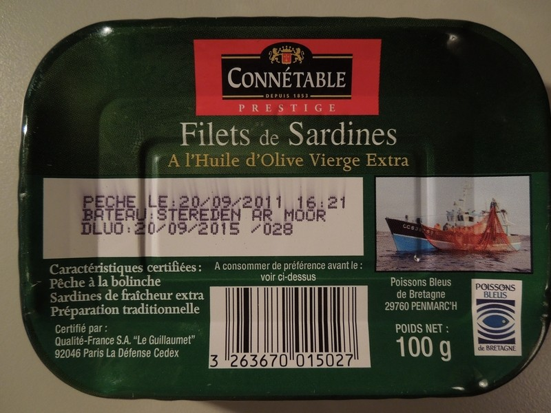 Géolocalisation des sardines en boite Dscn5211