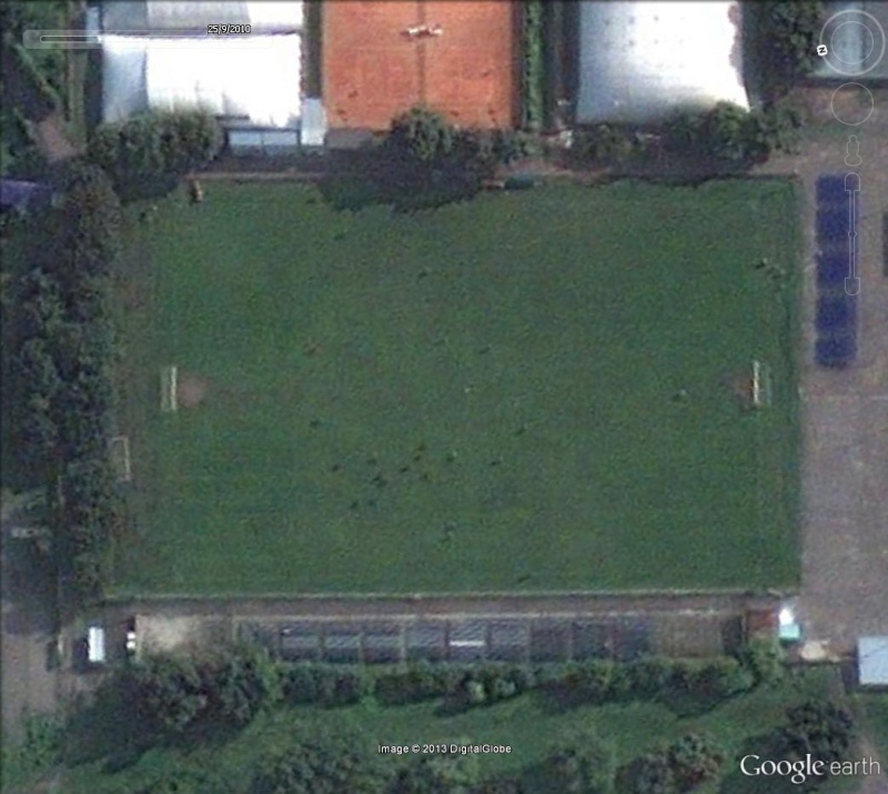 Stratégie sportive vue depuis les airs Foot_d13