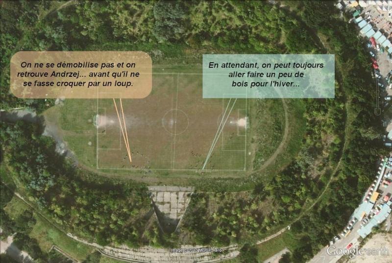 Stratégie sportive vue depuis les airs Foot_p10