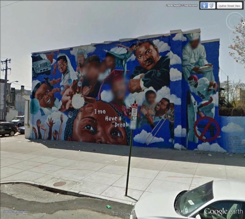 STREETVIEW : les fresques murales de Philadelphie  - Page 14 I_too_10