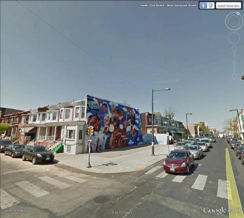 STREETVIEW : les fresques murales de Philadelphie  - Page 14 I_too_11