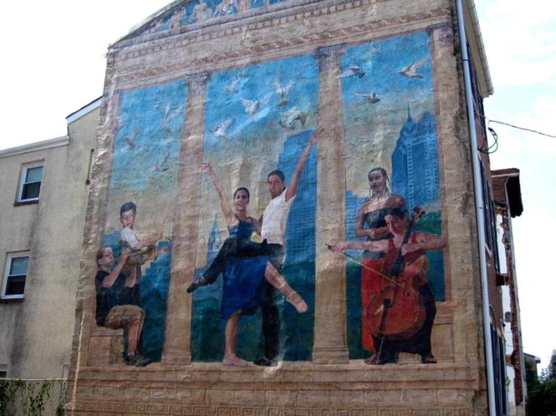 STREETVIEW : les fresques murales de Philadelphie  - Page 14 Img_0510