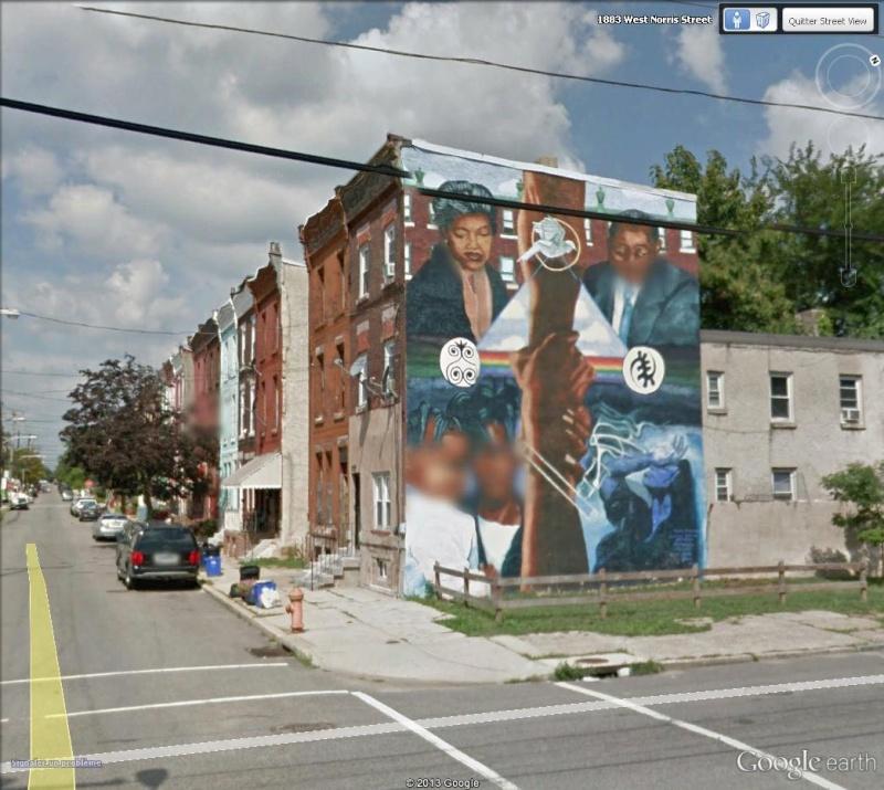 STREETVIEW : les fresques murales de Philadelphie  - Page 14 Life_f10