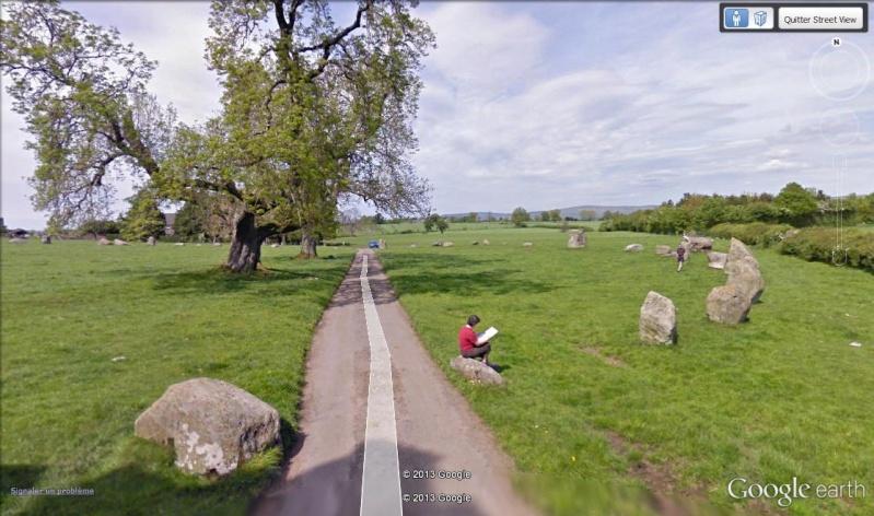 Long Meg and Her Daughters, Little Salkeld, Cumbria, UK Long_m11