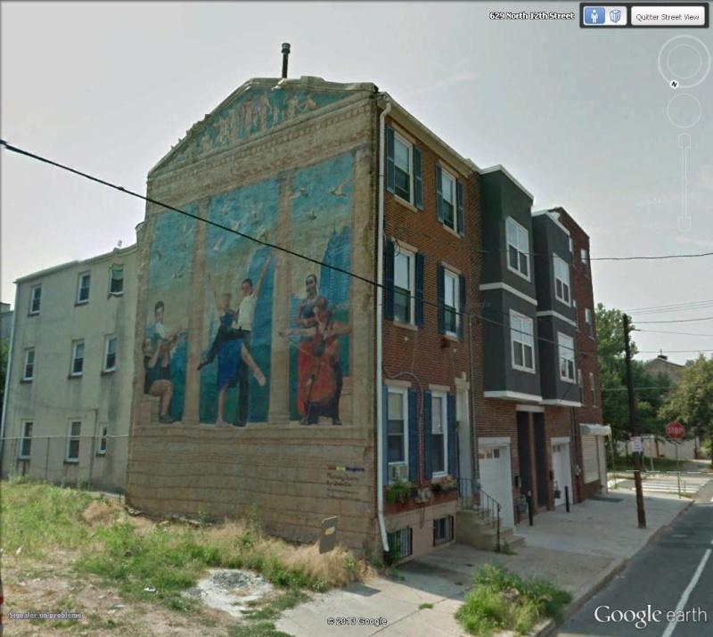 STREETVIEW : les fresques murales de Philadelphie  - Page 14 Mornin10