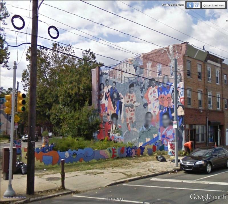 STREETVIEW : les fresques murales de Philadelphie  - Page 14 Our_p10