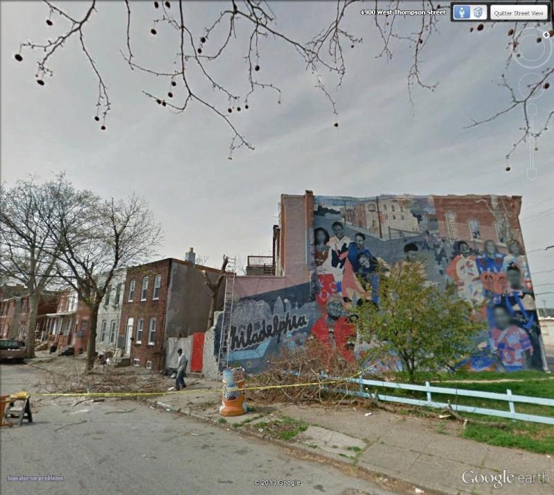 STREETVIEW : les fresques murales de Philadelphie  - Page 14 Our_ph11