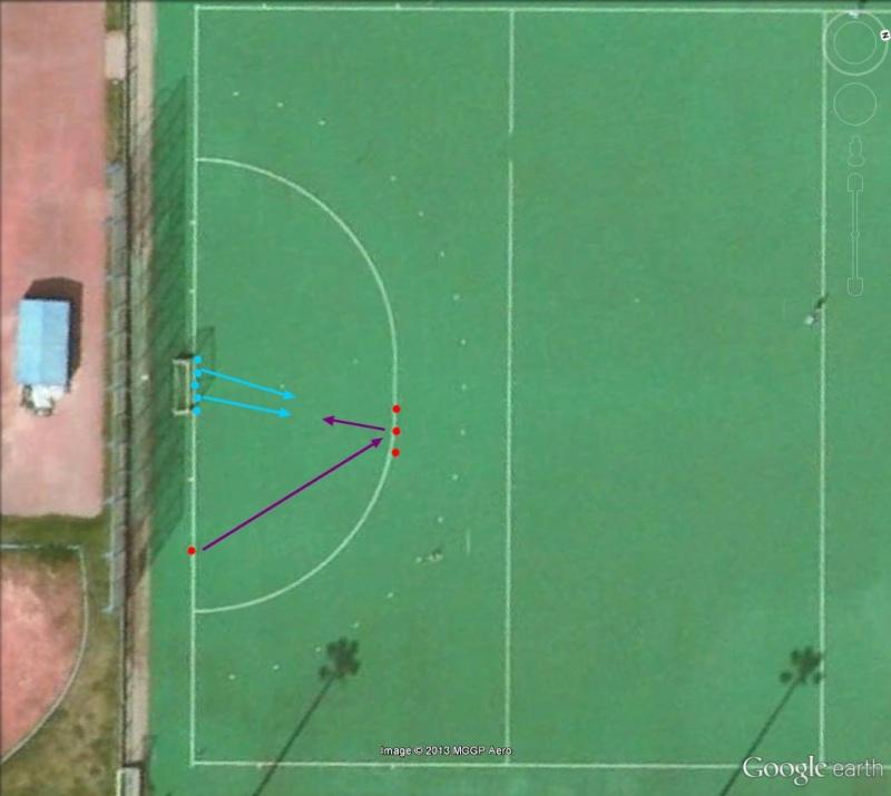 Stratégie sportive vue depuis les airs Petit_11