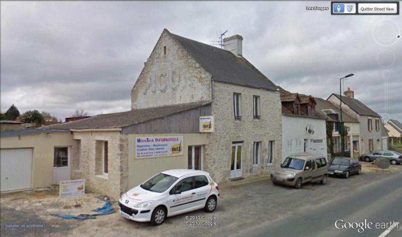STREET VIEW : Vieilles publicités murales - Page 13 Picon10