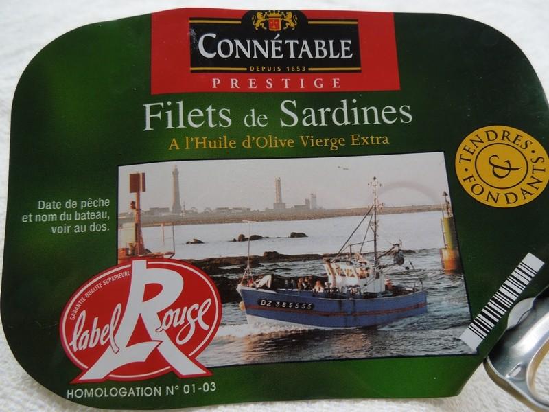 Géolocalisation des sardines en boite Sardin10