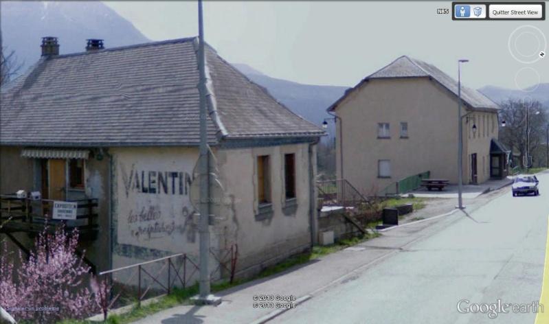 STREET VIEW : Vieilles publicités murales - Page 13 Valent10