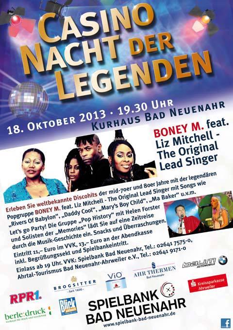 Boney M. feat.Liz Mitchell (гастрольный график) Lm10