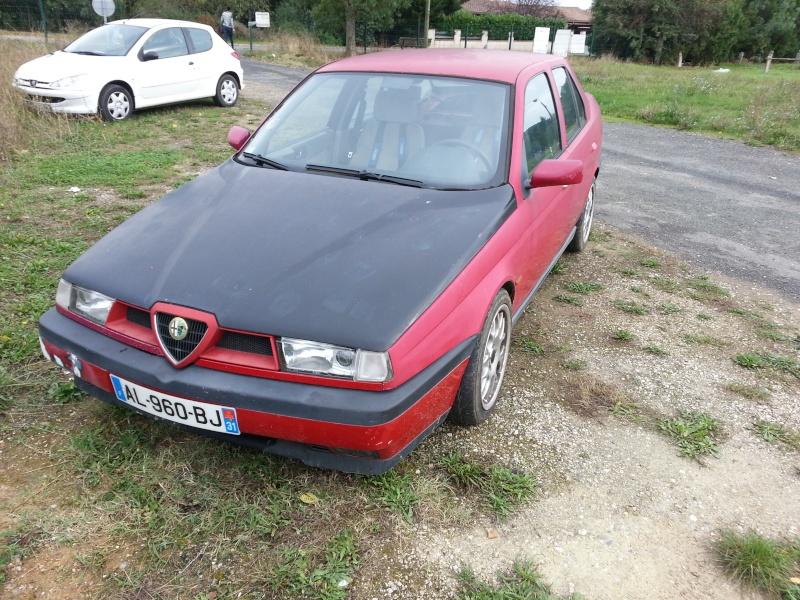 Alfa 155 2.5 TD de Jordy 20131010