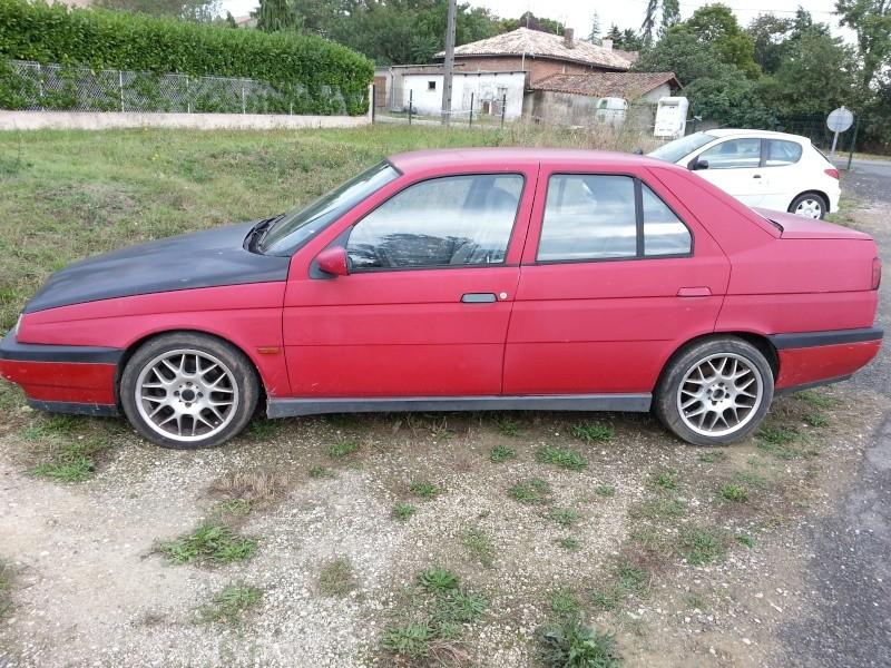 Alfa 155 2.5 TD de Jordy 20131011