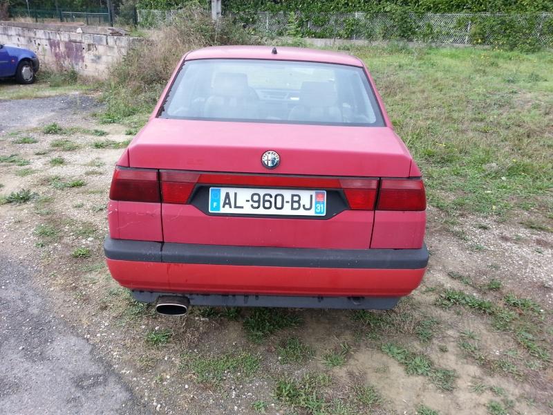 Alfa 155 2.5 TD de Jordy 20131012