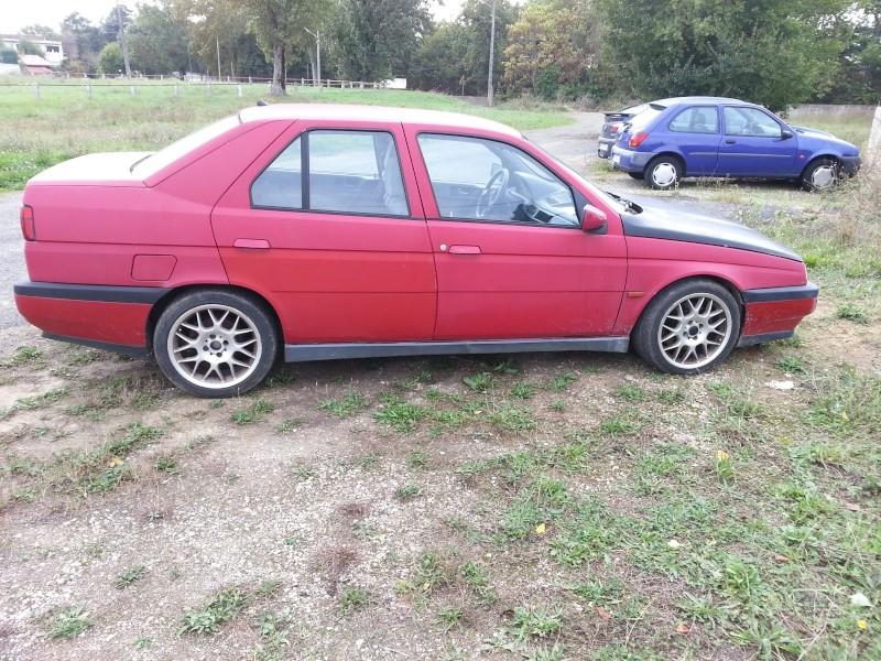 Alfa 155 2.5 TD de Jordy 20131013