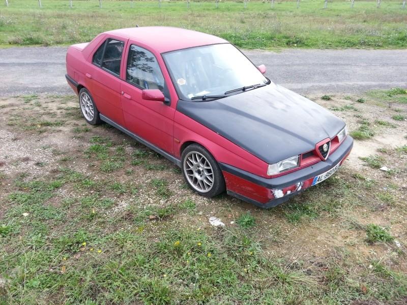 Alfa 155 2.5 TD de Jordy 20131014