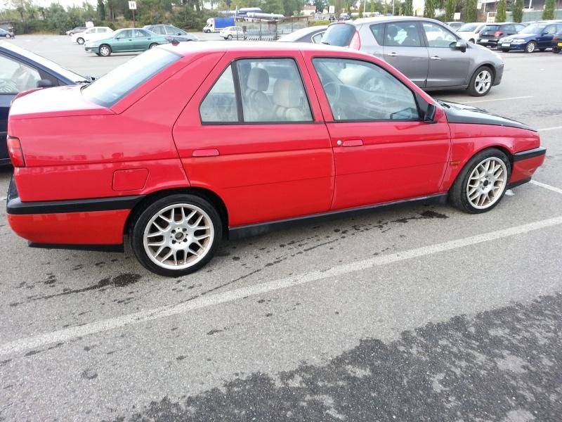 Alfa 155 2.5 TD de Jordy 20131017