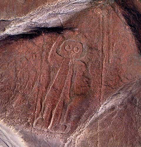 Les Géoglyphes découverts en Amérique du Sud avec Google Earth I8n9qt10