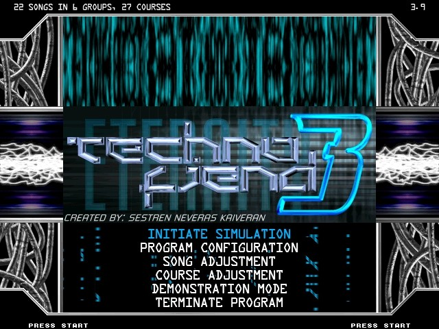 Theme Techno Fiend 3.1 Screen16